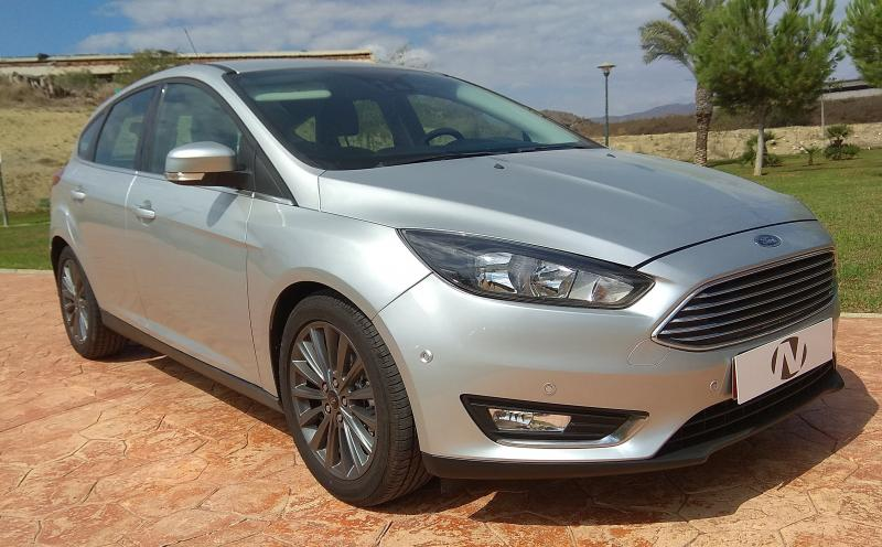 FORD FOCUS ¡IMPECABLE!