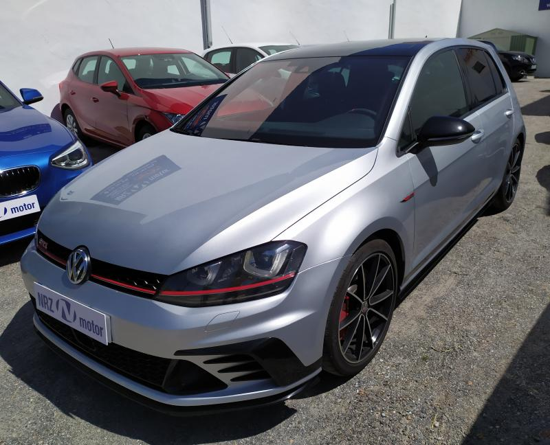 VW GOLF GTI CLUBSPORT ¡EDICIÓN LIMITADA!